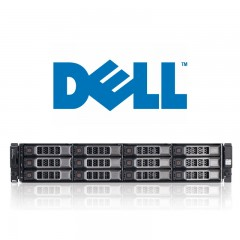 DELL PowerVault MD1200 Storage 03DJRJ x 2 磁碟陣列櫃