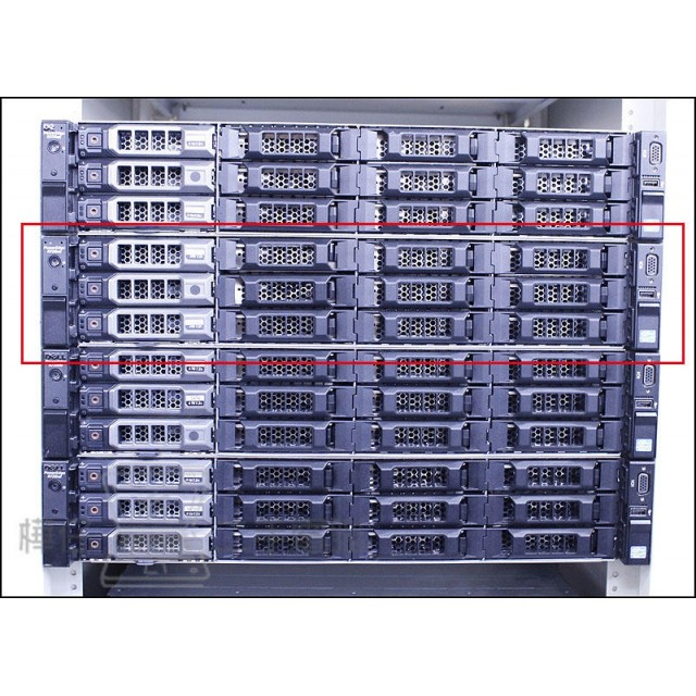 [缺貨] Dell PowerEdge R720xd E5-2670