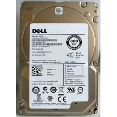 "Dell 2.5"" 300GB SAS 10K HDD 0PGHJG"