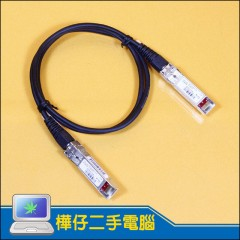 Cisco SFP-H10GB-CU1M 37-0960-03 光纖模組線 SFP+ 1M Twinax