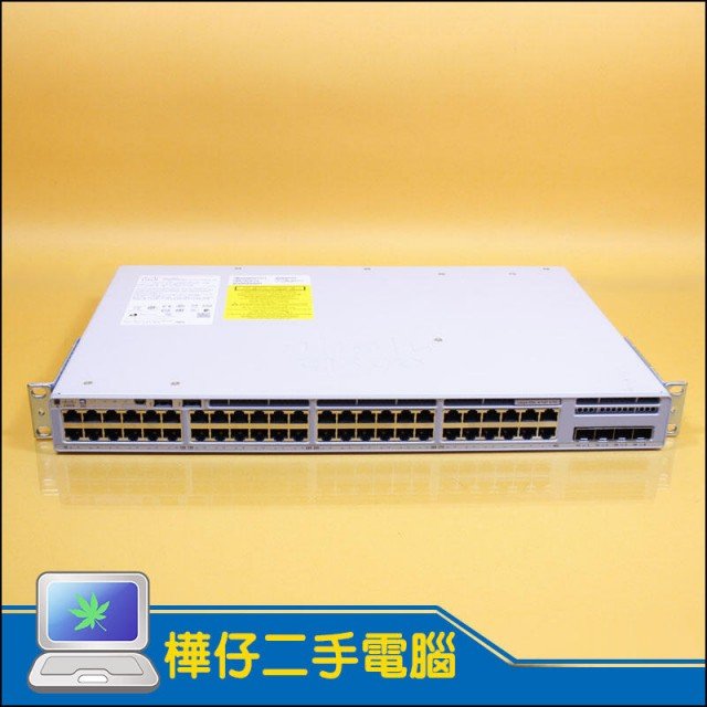 Cisco C9200L-48P-4X-E 48-Port PoE + 4x10G Layer 3