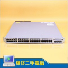 Cisco WS-C3850-48F-E 48-Port Full POE+  網路交換器