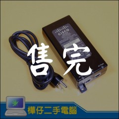 [售完]Cisco AIR-PWRINJ5 PoE 電源 341-0556-01 AP1602 1702 260