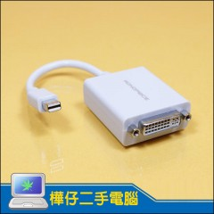 Monoprice Mini DisplayPort to DVI 24+5母 轉接線