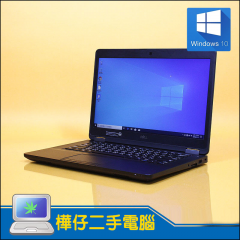 Dell latitude E5470 i5(English system)